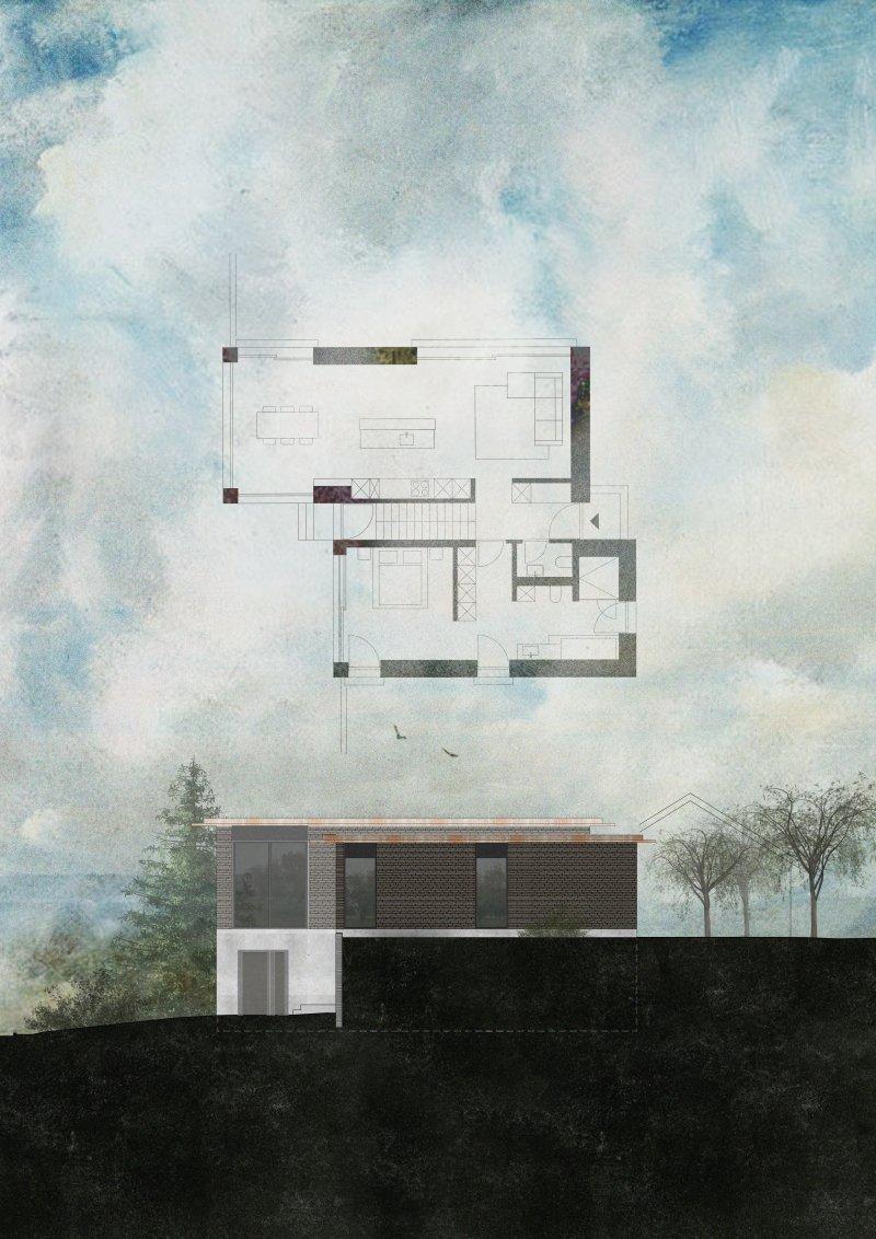 Baustart in Lohn SH   Dost    Architektur / Innenarchitektur ...