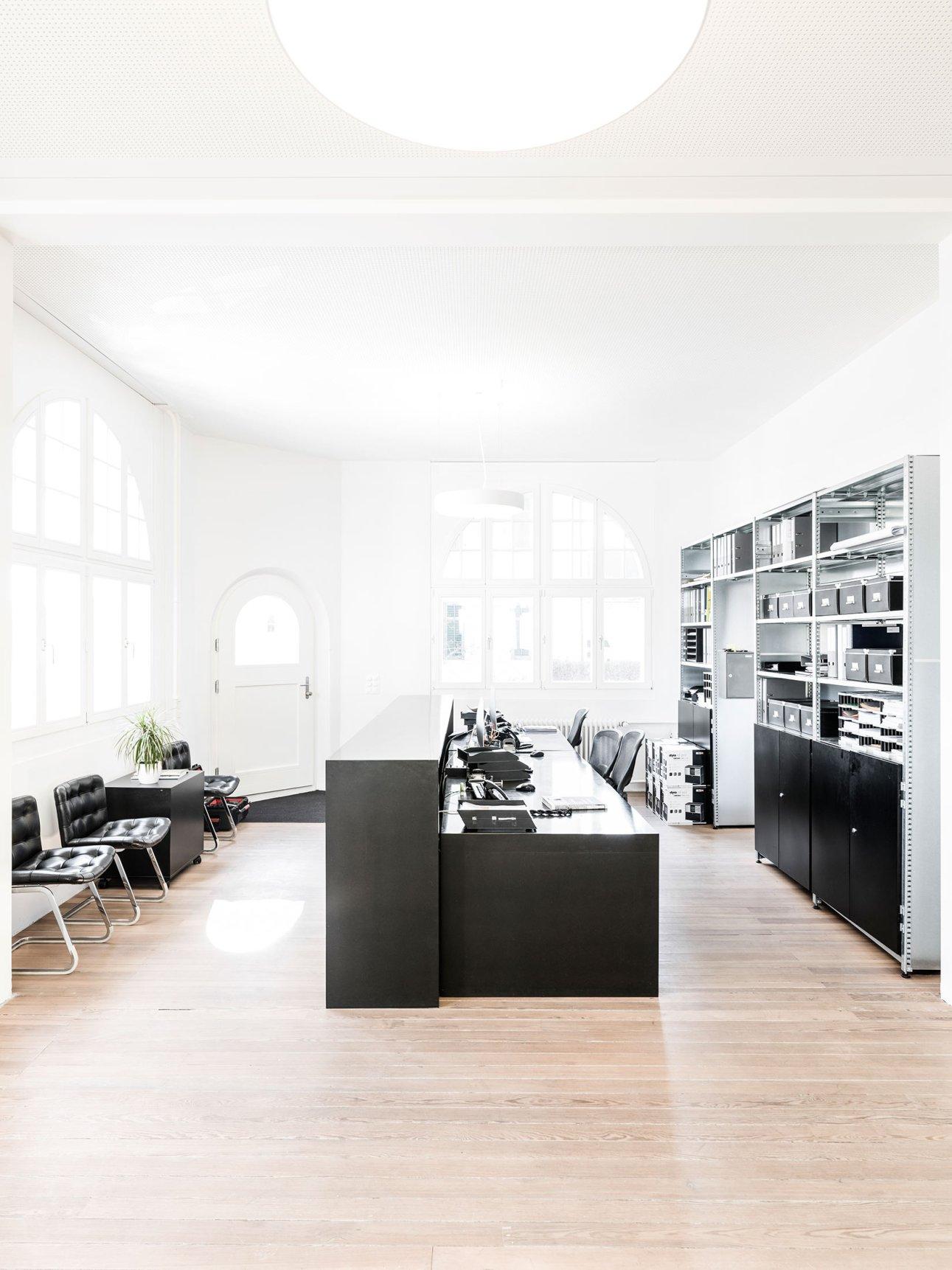 Umbau Büro Dost Schaffhausen   Dost    Architektur ...