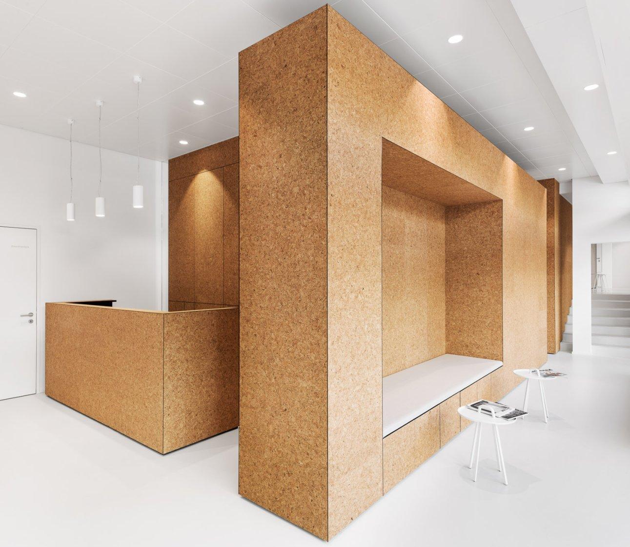 Herzpraxis Zürich Höngg   Dost    Architektur / Innenarchitektur ...